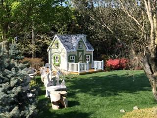 Minik Ev สวนชิงช้าและของเล่นในสวน