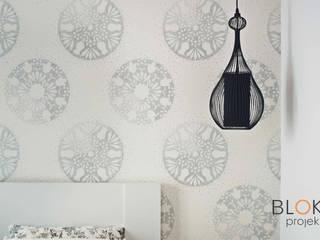 eclectische Slaapkamer door Studio R35