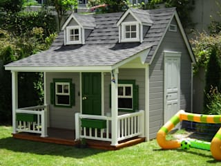Minik Ev – Backyard Cottage:  tarz