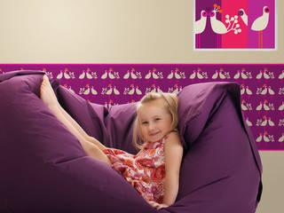 Kollektion My little princess, love bright: modern  von Designstudio DecorPlay,Modern