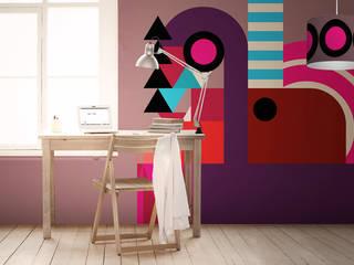 Fototapete Teens look, for her:   von Designstudio DecorPlay