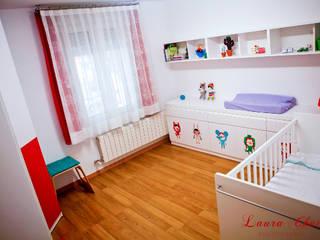 HABITACIONES JUVENILES Dormitorios infantiles de estilo moderno de LA ALCOBA Moderno