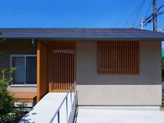 ホソナガハウス 日本家屋・アジアの家 の ムラカミマサヒコ一級建築士事務所 和風