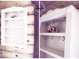Drewniana kuchnia : styl , w kategorii  zaprojektowany przez EnDecoration