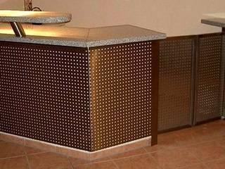 Produkte aus Edelstahl Moderne Hotels von Stalmach Group Modern