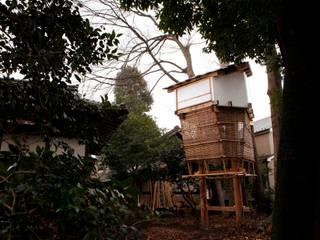 Rumah Gaya Eklektik Oleh 建築設計事務所 山田屋 Eklektik