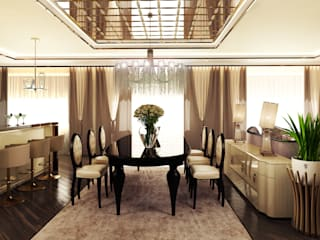 LEO Company Classic style dining room