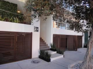 TEPIC 30 Casas modernas de IARKITECTURA Moderno