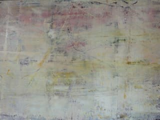 Abstrakte Ölgemälde & Acrylbilder Moderne Wohnzimmer von Kristin Thielemann Modern
