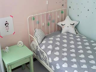 Kinderkamervintage Dormitorios infantiles de estilo rústico