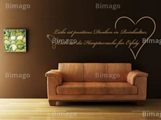 Liebe ist positives Denken in Reinkultur, Liebe... (Nikolaus B. Enkelmann):   von Bimago