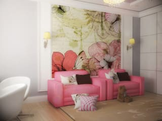 группа Kstudio Nursery/kid's room