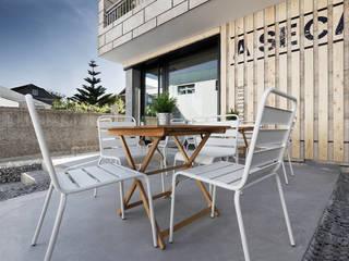 BOCATERIA EN A SECA POIO Obras y Reformas Poio Balcones y terrazasMobiliario