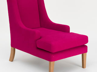 Child Lounger Pink :   by Treasure Chairs