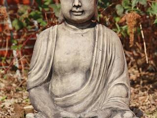 Buddhafiguren für den Garten:   von Steinfiguren Horn