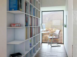 Appartamento privato a Tirana:  in stile  di Studio-a29