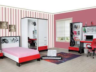 Alım Mobilya – Melodi Young Room Set: minimalist tarz , Minimalist