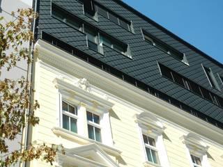 heightening linz Moderne Häuser von Architect DI Johannes Roithner Modern