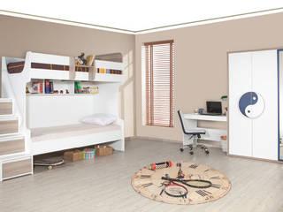 Alım Mobilya – Compact Ranza Serisi: minimalist tarz , Minimalist