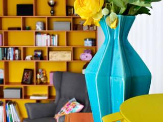 Yellow: Гостиная в . Автор – ASH,