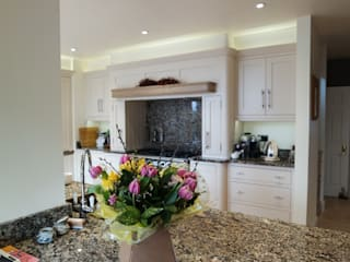 HAND BUILT KITCHEN Country style kitchen by COOPER BESPOKE JOINERY LTD Country