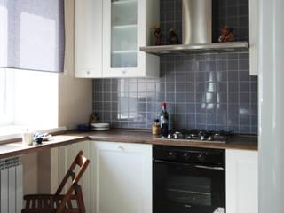 Blue: Кухни в . Автор – ASH,