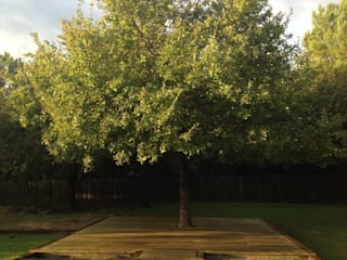 Paisajes Albert Rustic style garden