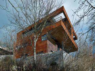 Casas modernas de HAMMERER ztgmbh . architekten Moderno