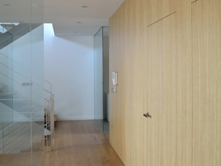 Walls by MBVB Arquitectos, Minimalist