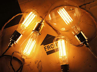 LED Filament Bulbs:   by C. Smith & Co