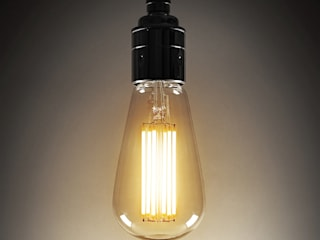 LED Filament Bulb - Teardrop:   by C. Smith & Co