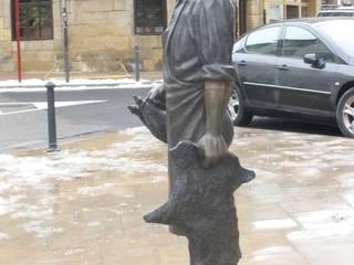 Escultura de bronce. de Escultor. Angel Gil Clásico