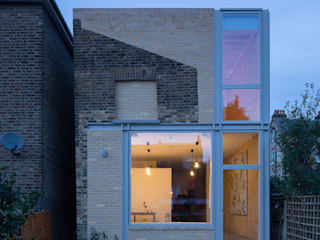 House of Trace Casas de estilo minimalista de TSURUTA ARCHITECTS Minimalista