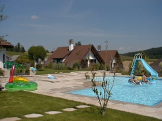 Schwimmbad : klassischer Pool von Keller AG