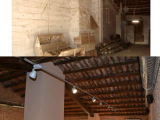 Rehabilitación de masia para Museo en Santa Bàrbara de Mireia Cid