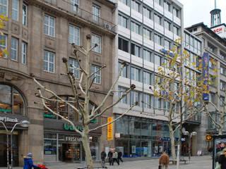 Kaufberatung für Wohnung, Haus und Büro Moderne Bürogebäude von Berhausen Architekt + Sachverständiger Modern