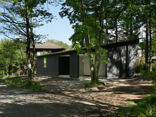 現代房屋設計點子、靈感 & 圖片 根據 atelier137 ARCHITECTURAL DESIGN OFFICE 現代風
