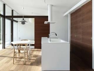 atelier137 ARCHITECTURAL DESIGN OFFICE Moderne Küchen MDF Weiß