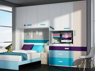 Kimobel Dormitorios infantiles Clósets y cómodas