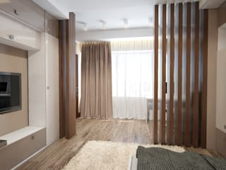 Комната для подростка: Детские комнаты в . Автор – Fronton Studio