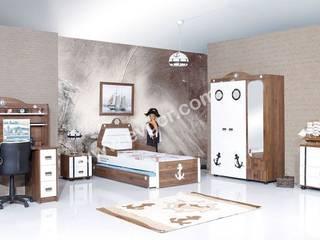 En Şık Erkek Çocuk Odaları Ev Gör Mobilya Sanayi Tekstil ve Ticaret LTD. ŞTİ. Asyatik