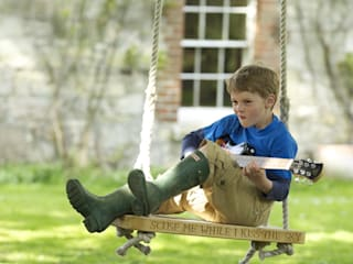 The Lovely Oak Swing de Green Oak Furniture Ltd Rural