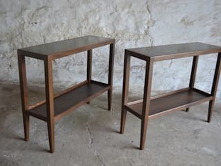 Tables Clachan Wood Living roomSide tables & trays