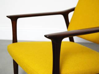 Torbjorn Afdal Lounge Chair:   by Dagmar Furniture