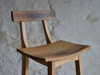 'Blend' Whisky barrel stool Clachan Wood CocinaMesas y sillas