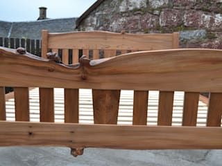 Bed Clachan Wood BedroomBeds & headboards