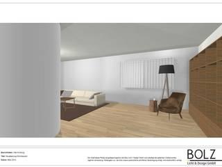 Planung und Visualisierung: Villa Homburg:   von Bolz Licht & Wohnen