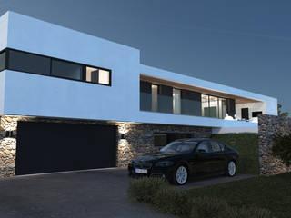 Case moderne di ARRIVETZ & BELLE Moderno