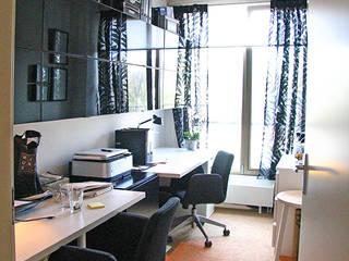 Oficinas y tiendas de estilo moderno de Levenssfeer Moderno
