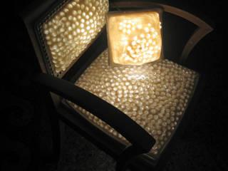 Ceci n'est pas une chaise par Juli About Éclectique